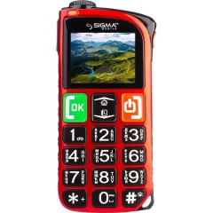 купить Sigma mobile Comfort 50 Light Dual SIM (Black) в Украине