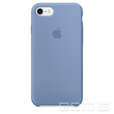 huge selection of afe1e f6c51 Apple iPhone 7/8 Silicone Case - Azure