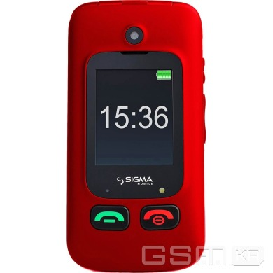 купить Sigma mobile Comfort 50 Shell Duo (Black) в Украине