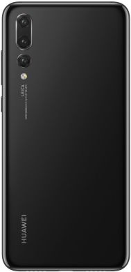 купить HUAWEI P20 Pro 6/128GB Black Single Sim (Global) в Украине