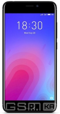 купить Meizu M6 Note 3/16GB Black в Украине