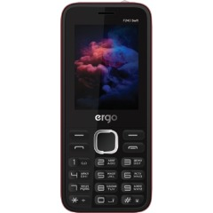 купить ERGO F243 Swift Dual Sim Black в Украине