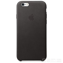 купить Apple iPhone SE Leather Case - Black в Украине