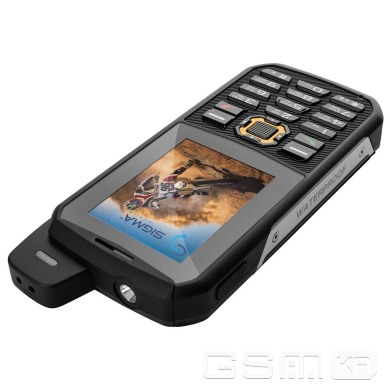 купить Sigma mobile X-treme 3SIM (Black) в Украине