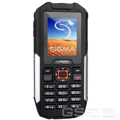 купить Sigma mobile X-treme IT68 в Украине