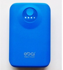 купить Power Bank Ebai 7200 mAh black в Украине