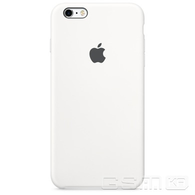 купить Apple iPhone 6 / 6s Silicone Case - White в Украине